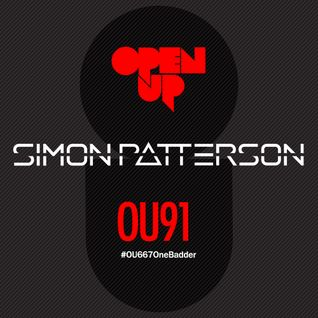 Simon Patterson - Open Up - 091