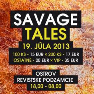 Migu - Savage Tales XXL Open Air Mix