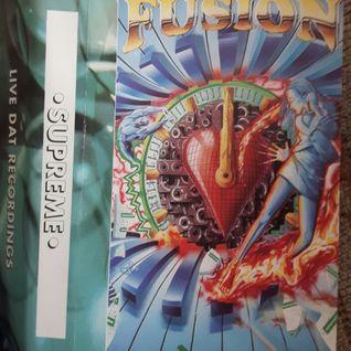 Supreme - Fusion, NYE 1995