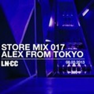 Alex from Tokyo presents - LN-CC in orbit mix (03/2013)