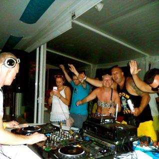 Stu Allan Live @ S.O.S. - World Of Rave - Delano Beach Club, Ibiza 05-06-2015