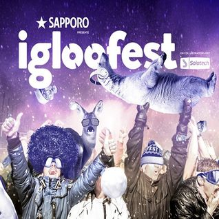 Luciano  -  Live At Igloofest (Montreal)  - 08-Feb-2015