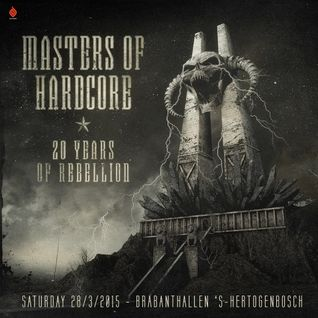 The Supreme Team @ Masters of Hardcore - 20 Years Of Rebellion 2015