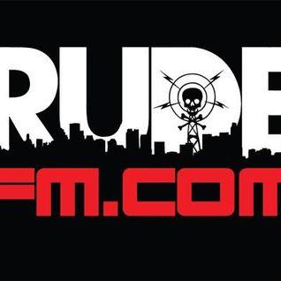 G.H.O.S.T Show Live on RudeFM.com 30.09.14