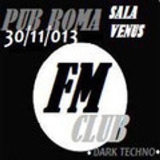 Snap-9A @ FM Club (30-11-2013)