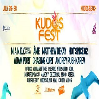 Matthew Dekay - Live At Kudos Fest, Kudos Beach (Mamaia, Romania) - 27-Jul-2013