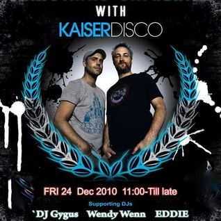 Kaiserdisco - 24.12.2010 Christmas Gathering in Hongkong