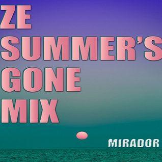 Ze summer's gone mix