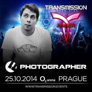 Photographer – Transmission 2014 Live Broadcast [25.10.2014]