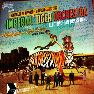 An ethiopian warm-up 2 Imperial Tiger Orchestra