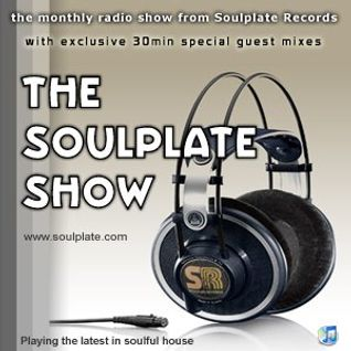 The Soulplate Show feat Refunked Soul - June 2012