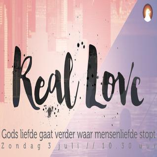 """""""Gods liefde gaat verder waar mensenliefde stopt"""" - Voorganger Roy Manikus 3-7-2016"""