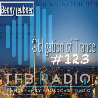Podcast - Obligation of Trance #123