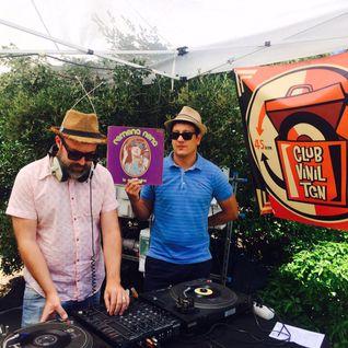 DJ Burbu & Napoleón Pincha (Santa Teca set)