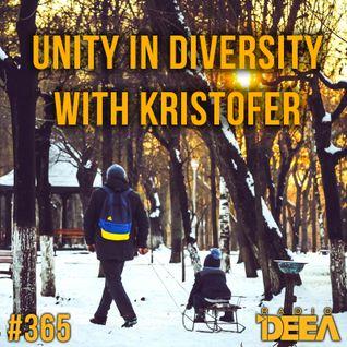 Kristofer - Unity in Diversity 365 @ Radio DEEA (09-01-2016)