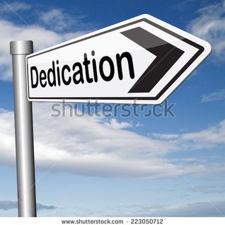 The Dedication Series Vol 3