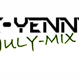 July-Mix          By C-YENNE         #15