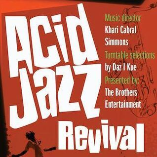 Acid Jazz Revival Mix2