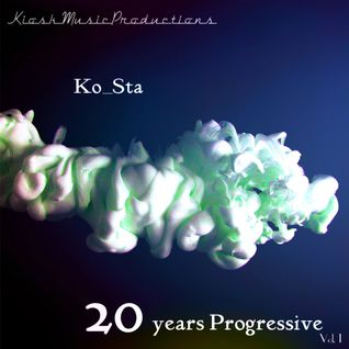 20 years Progressive vol 1