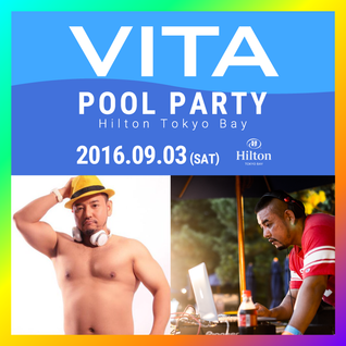 DJ YUME Live at VITA Pool Party