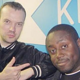 DJ MK & SHORTEE BLITZ - THE HIP HOP SHOW - KISS FM DEC 6TH 2013