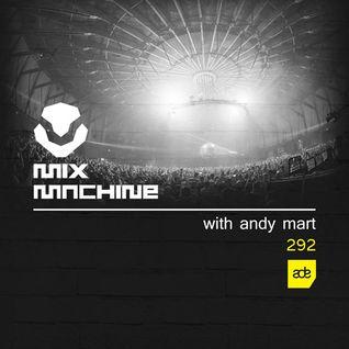 Mix Machine 292 (12 Oct 2016) ADE Edition