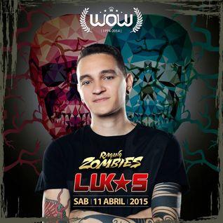 Lukas At Sala WOW 11 04 2015 SPN