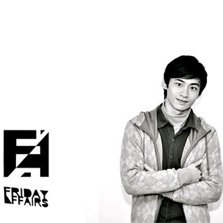 Friday Affairs w/ Eden - Feel Good Session feat. Guest Mix by Jee Hoe (House This !?, Zouk KL)