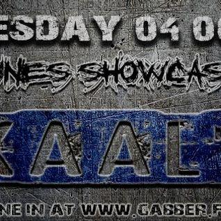 Kaali @ Gabber.fm (N.e.Tunes Showcase #28) 04.06.14