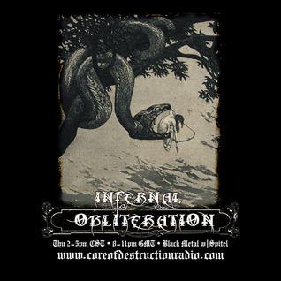 Infernal Obliteration Episode 124, 11-Feb-2016 @ Core of Destruction