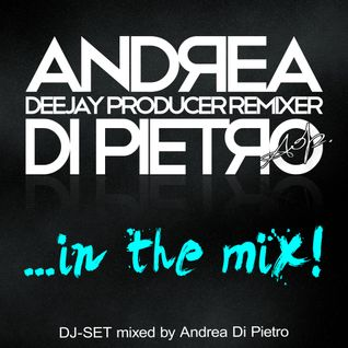 DJ SET 18-09-2012 mixed by Andrea Di Pietro from S&A on Radio Insieme