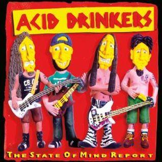 Acid Junkies treffen sich mit anderem Stuff-User