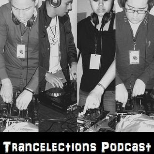 Trancelections Podcast 007 Mixed By Azk-Trance B2B Erik Sanders [LIVE MIX]