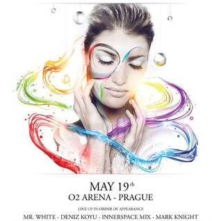 Mr. White - Live @ Sensation Czech Republic (Prague) - 19.05.2012