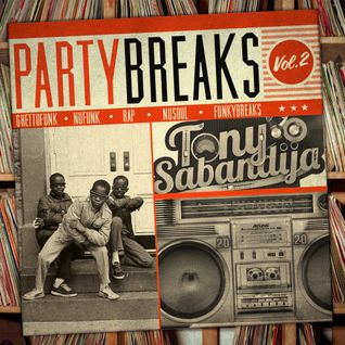 Tony Sabandija - Party Breaks Vol.2
