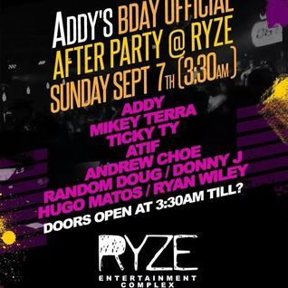 Atif Live At Ryze Dj Addys Bday Party