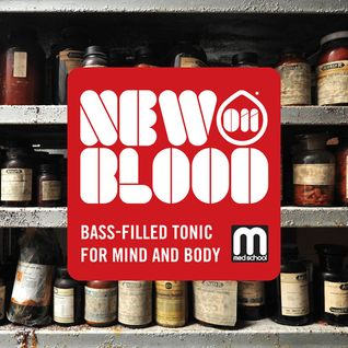New Blood 011 Album Minimix