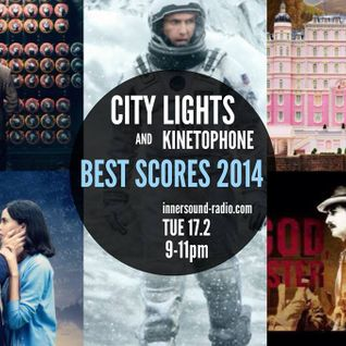CITY LIGHTS_Season 6_KINETOPHONE AWARDS_BEST SCORES 2014_InnersoundRadio