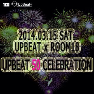 UpBeat 050 Mixed by Double 6 (Live @ UpBeat X Room18 - UpBeat 50 Celebration)