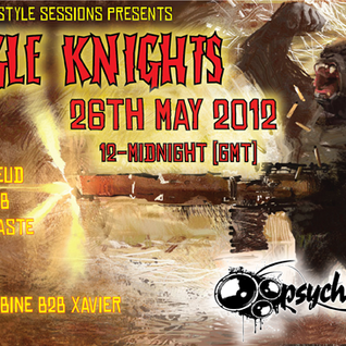 freestyle sessions presents jungle knights v.04 - J-Man