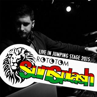 Tony Sabandija - Live @Rototom Sunsplash