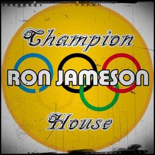 Ron Jameson Champion House Mix CD