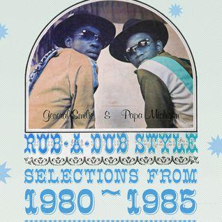 Nice It Up Live - Rub-A-Dub Style Part II