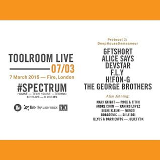 DHD Toolroom Live Promo - Lightbox Saturday 7th March