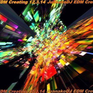 JuanakoDj EDM Creating 12.3.14