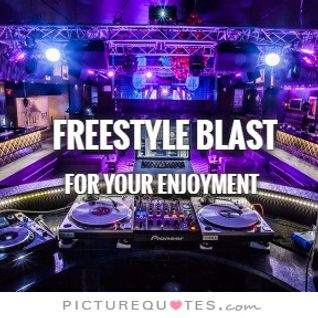 Freestyle Blast 247 - DJ Carlos C4 Ramos