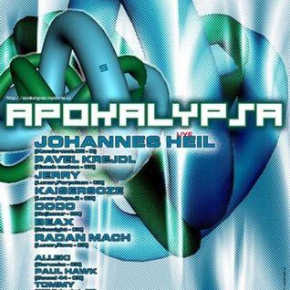 Johannes Heil [LIVE] @ Apokalypsa 09 (23.02.2002)