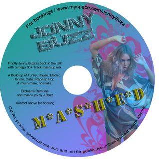 Mash up mix:MASHED by Jonny Buzz ,house vs hip hop