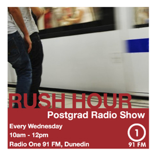 Rush Hour (23/9/15) with Lawrence