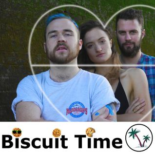 Biscuit Time with BEACH VIOLENCE on Soundart Radio 102.5 FM 21/11/2015